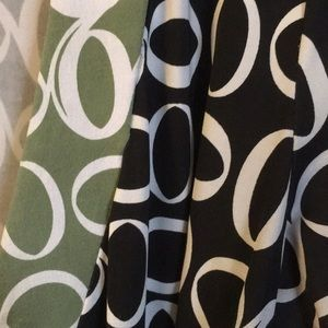 AGB Dresses - AGB Dress medium woman dress crossover v neck